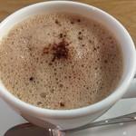 自然食カフェ すぴか - 豆乳ココア