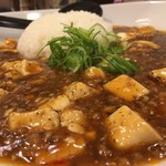 中華あんかけ工房 東陽閣 - 麻婆豆腐丼
