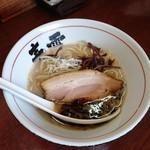 麺の春雪 - 黒ラーメン