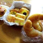 ポンパドウル - 料理写真:本日の購入品!