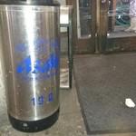 61553145 - 生ビールはアサヒ業務用19㍑樽からついでくれます!