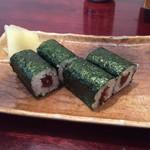篠寿司 - かんぴょう巻き