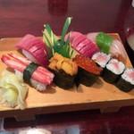 篠寿司 - 特上寿司