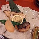 61557226 - 甘鯛とクロムツの焼き物