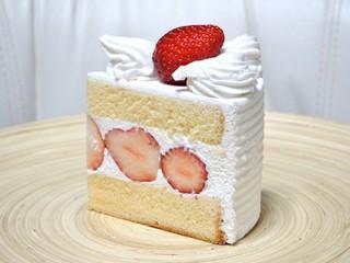 銀座千疋屋 銀座本店 フルーツパーラー - '17.01ショートケーキ