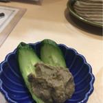日本酒バル きわみ - 蟹ミソ