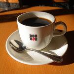 ドトールコーヒーショップ - ブレンド珈琲Mサイズ