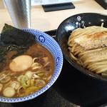 麺屋 たけ井 R1号店 - 味玉つけ麺並