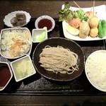 SOBA DINING 空楽 - 空楽膳