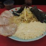 壱発ラーメン - ネギトロラーメン(醤油)