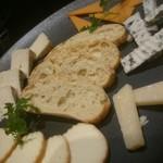 URGE - チーズもりもり~♪