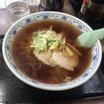サトーヤ食堂 - ラーメン600円