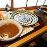 61567307 - しじみ釜飯カレー