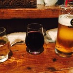 コッコ堂 - 白ワイン、赤ワイン、生ビール