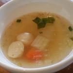 61568059 - フィッシュボールのスープ