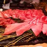 薩摩 牛の蔵 - 焼肉風