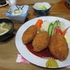 日多地 - 料理写真:クリームコロッケ定食