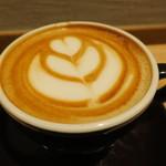 COFFEE VALLEY - カプチーノ(エチオピア)2