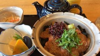 鶴形 - 鯛茶漬け