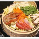 61572054 - 金目鯛の蒸篭鍋