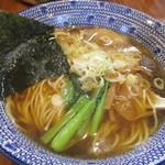 錦 - 料理写真:醤油ラーメン