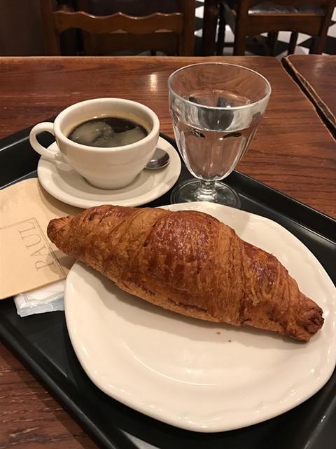 PAUL 京都三条店 - クロワッサンとカフェ(コーヒー)