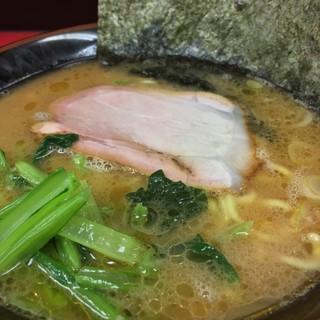 田上家 - 料理写真:700円『ラーメン(並)』2017年1月吉日