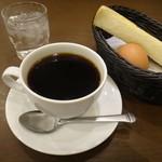 61577146 - アメリカンコーヒーのモーニング付き