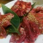 トラジ葉菜 - また次のお肉