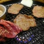 トラジ葉菜 - 牛タンは好きなお肉です。