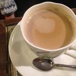 東亜コーヒーシヨツプ - カフェオレ