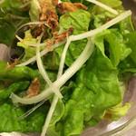 食道園 - サラダ☆★★☆