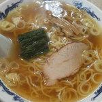 福竜 - ラーメン 480円