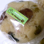 ミスタームシパン - まめ豆ムシパン