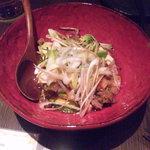 海岸食堂 さいもん - 豆腐的な前菜です