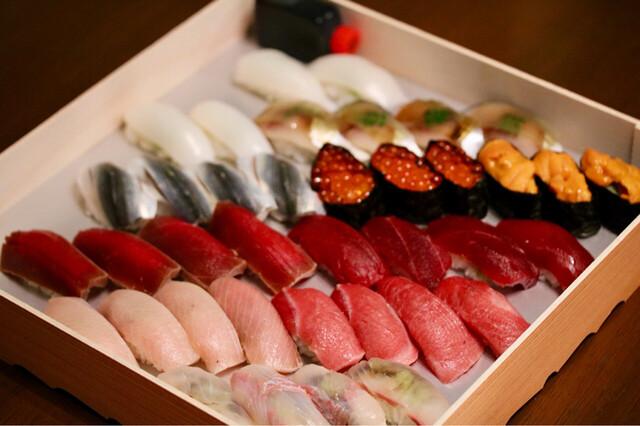金寿司 - お持ち帰り寿司