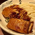 61591496 - 外伝 濃厚つけ麺(1,200円)