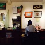 ケララの風II - かわいらしいカフェのような店内!