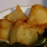 ワイン食堂wabisuke - 料理] フライドポテト アップ♪w