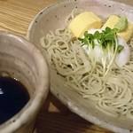 そば舎・中中 - 中中蕎麦(冷)♪