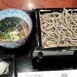 61594107 - 睦月限定「牡蠣つけ蕎麦」1,000円