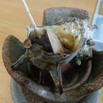 岩忠 - サザエのつぼ焼き