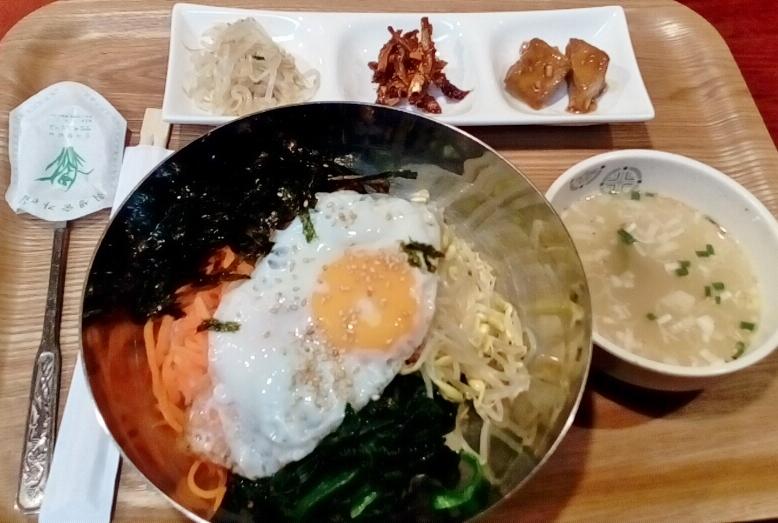 韓国家庭料理&炭火焼肉 最高峰
