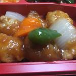 接筵 - 酢豚(惣菜セット)