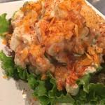 ワイのすけ - 自家製ポテトサラダ