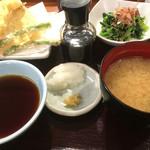 天丼てんや - 料理写真:天ぷら定食