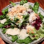 ABRACADABRA博多薬膳鍋 - 洋ナシとパルミジャーノのサラダ