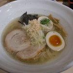 羅亜麺 魚金 - あっさり塩