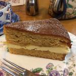 ラ・パレット - ビクトリアンサンドケーキ