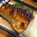 みやい - 鯖の塩焼き